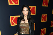 Tehmina Sunny attends the 3rd annual Kodak Awards at Hudson Loft on February 15, 2019 in Los Angeles, California.
