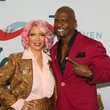 Terry Crews and Rebecca King-Crews Photos
