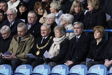 Ian Gray 40th Anniversary Memorial of Ibrox Disaster Held In Glasgow