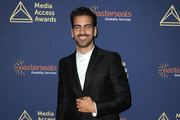 Nyle DiMarco attends the 40th Annual Media Access Awards In Partnership With Easterseals at The Beverly Hilton Hotel on November 14, 2019 in Beverly Hills, California.
