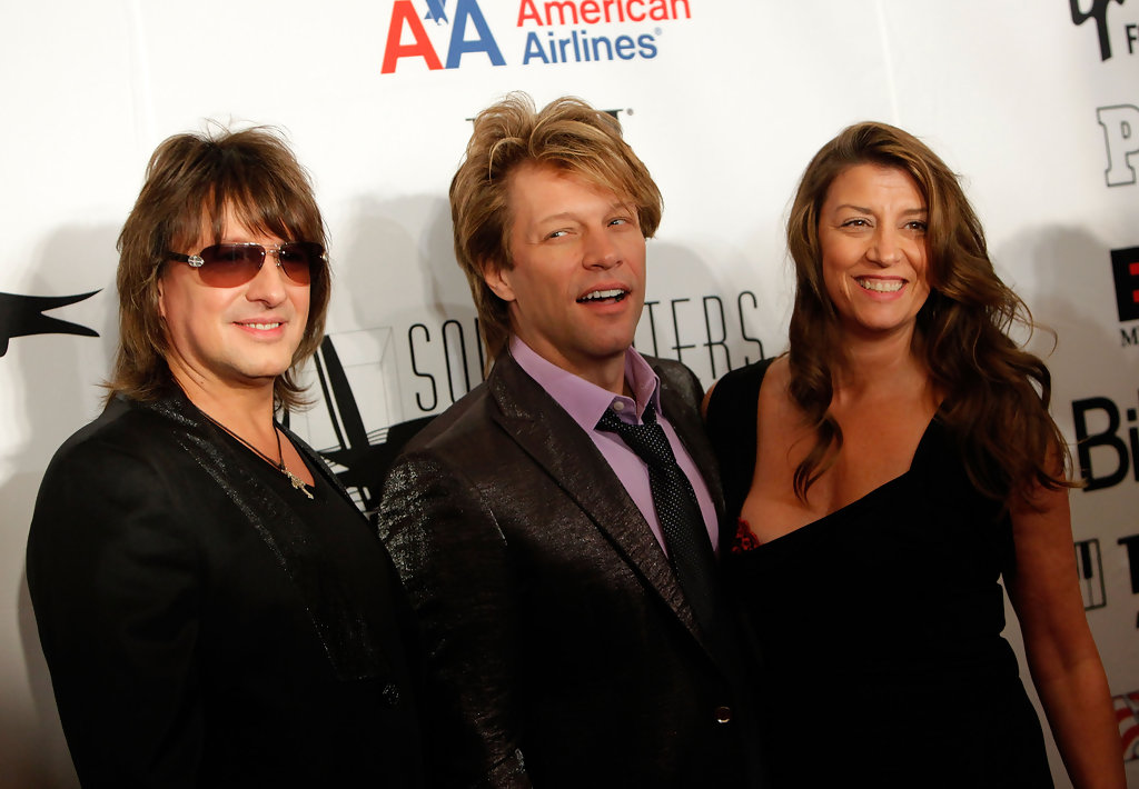Jon Bon Jovi Wife Kids Family Daughter Height