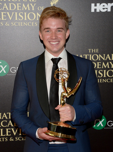 chandler massey returning to days