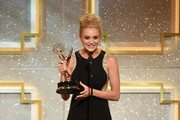 Actress Hunter King onstage during The 41st Annual Daytime Emmy Awards at The Beverly Hilton Hotel on June 22, 2014 in Beverly Hills, California.