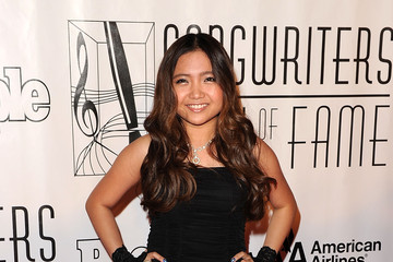 Charise 41st Annual Songwriters Hall Of Fame - Arrivals