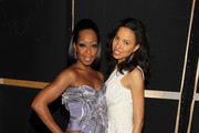 Tichina Arnold and Jurnee Smollett Photos Photo
