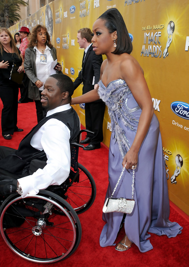 Daryl Chill Mitchell Photos Photos 41st Naacp Image