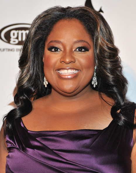 sherri shepherd body. Host Sherri Shepherd attends