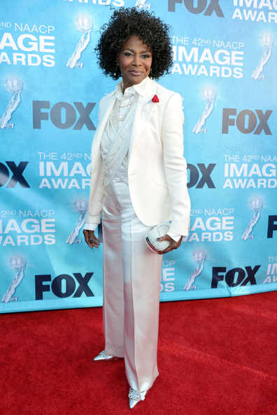 Actress Cicely Tyson  arrives at the 42nd NAACP Image Awards held at The Shrine Auditorium on March 4, 2011 in Los Angeles, California.