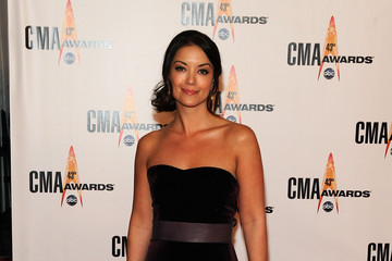 Erika Page White The 43rd Annual CMA Awards - Arrivals