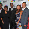 Vicangelo Bulluck 43rd NAACP Image Awards Nomination Announcement And Press Conference