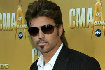 Billy Ray Cyrus 44th Annual CMA Awards - Arrivals