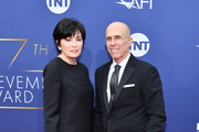 (L-R) Marilyn Katzenberg and Jeffrey Katzenberg attend the 47th AFI Life Achievement Award honoring Denzel Washington at Dolby Theatre on June 06, 2019 in Hollywood, California. (Photo by Amy Sussman/Getty Images for WarnerMedia) 610507