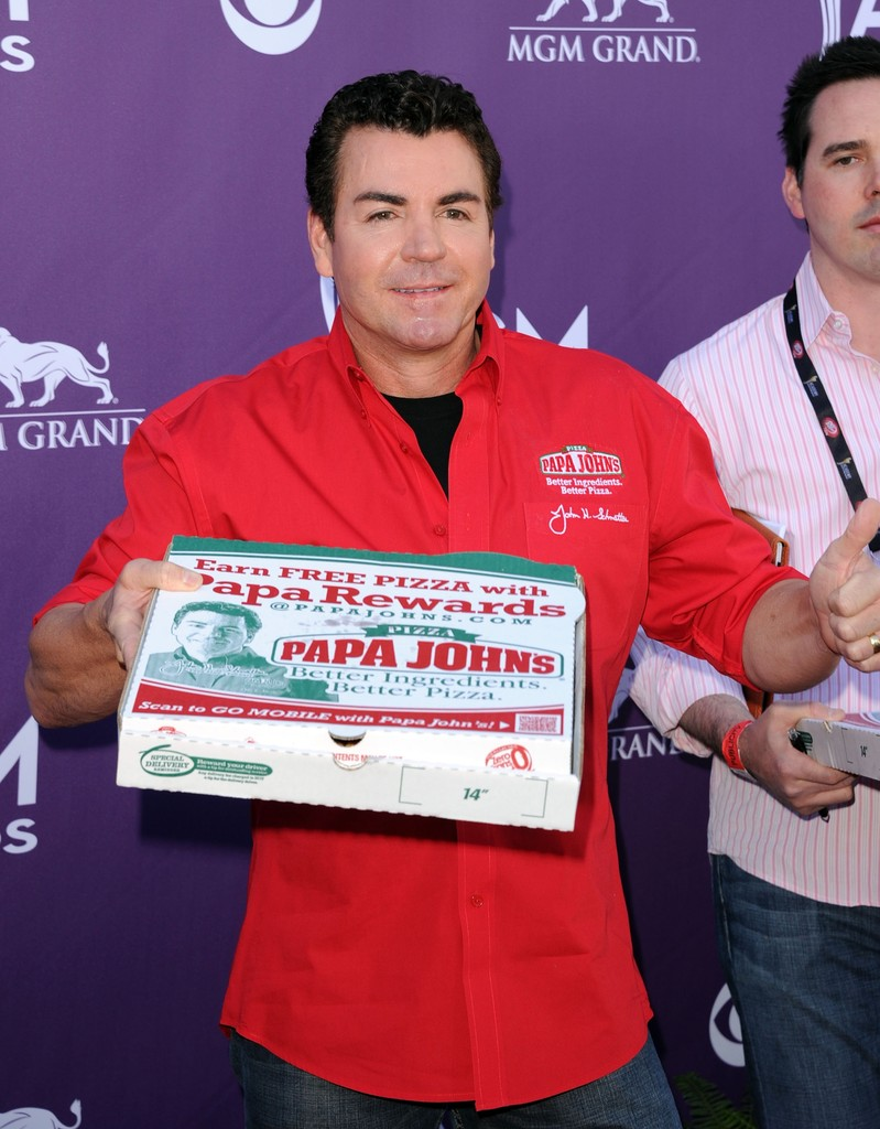 John Schnatter in 47th Annual Academy Of Country Music ...