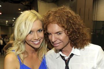 Amanda Hogan 47th Annual Academy Of Country Music Awards -  Backstage & Audience