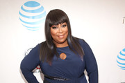 Loni Love attends the 48th NAACP Image Awards at Pasadena Civic Auditorium on February 11, 2017 in Pasadena, California.