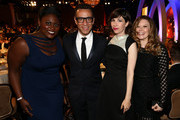 Actors Danielle Brooks, Fred Armisen, Carrie Brownstein and Natasha Lyonne attend the 4th Annual Critics' Choice Television Awards at The Beverly Hilton Hotel on June 19, 2014 in Beverly Hills, California.