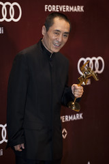 Zhang Yimou The 4th Asian Film Awards Ceremony