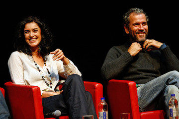 """Guillermo Toledo The 4th International Rome Film Festival: """"After"""" Press Conference"""