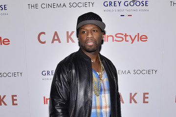 50 Cent 'Cake' Screening in NYC