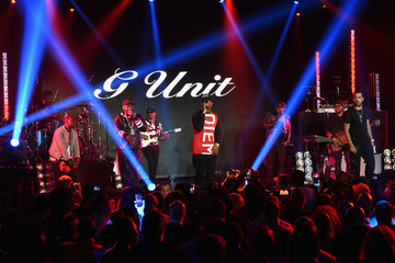 50 Cent 'Power' Season Two Premiere Event With Special Performance From 50 Cent, G-Unit And Other Guests