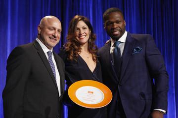 50 Cent Food Bank For New York City Can Do Awards Dinner Gala - Inside