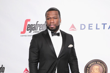 50 Cent Friars Club Honors Martin Scorsese With Entertainment Icon Award - Arrivals