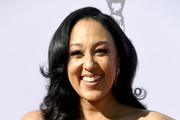 Tamera Mowry attends the 50th NAACP Image Awards at Dolby Theatre on March 30, 2019 in Hollywood, California.