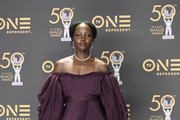 Lupita Nyong'o attends the 50th NAACP Image Awards at Dolby Theatre on March 30, 2019 in Hollywood, California.