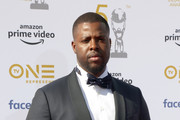 Winston Duke attends the 50th NAACP Image Awards at Dolby Theatre on March 30, 2019 in Hollywood, California.