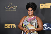 Lizzo attends the 51st NAACP Image Awards, Presented by BET, at Pasadena Civic Auditorium on February 22, 2020 in Pasadena, California.