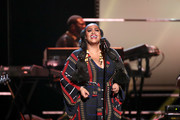 Jill Scott performs onstage during the 51st NAACP Image Awards, Presented by BET, at Pasadena Civic Auditorium on February 22, 2020 in Pasadena, California.