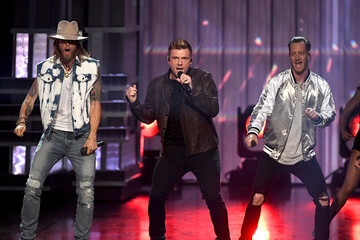 The Backstreet Boys Reunion Performance Stole the Show at the ACM Awards