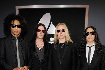Mike Inez 52nd Annual GRAMMY Awards - Arrivals