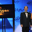 Tia Carrera 52nd Annual GRAMMY Awards - Pre-Telecast Show
