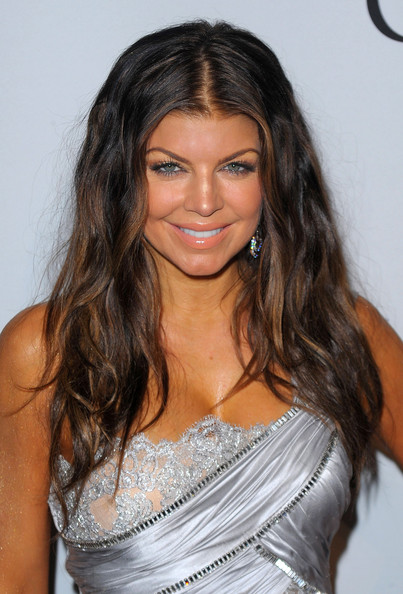 Singer Fergie of The Black Eyed Peas arrives at the 52nd Annual GRAMMY Awards - Salute To Icons Honoring Doug Morris held at The Beverly Hilton Hotel on January 30, 2010 in Beverly Hills, California.