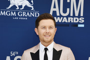 Scotty McCreery attends the 54th Academy Of Country Music Awards at MGM Grand Hotel & Casino on April 07, 2019 in Las Vegas, Nevada.