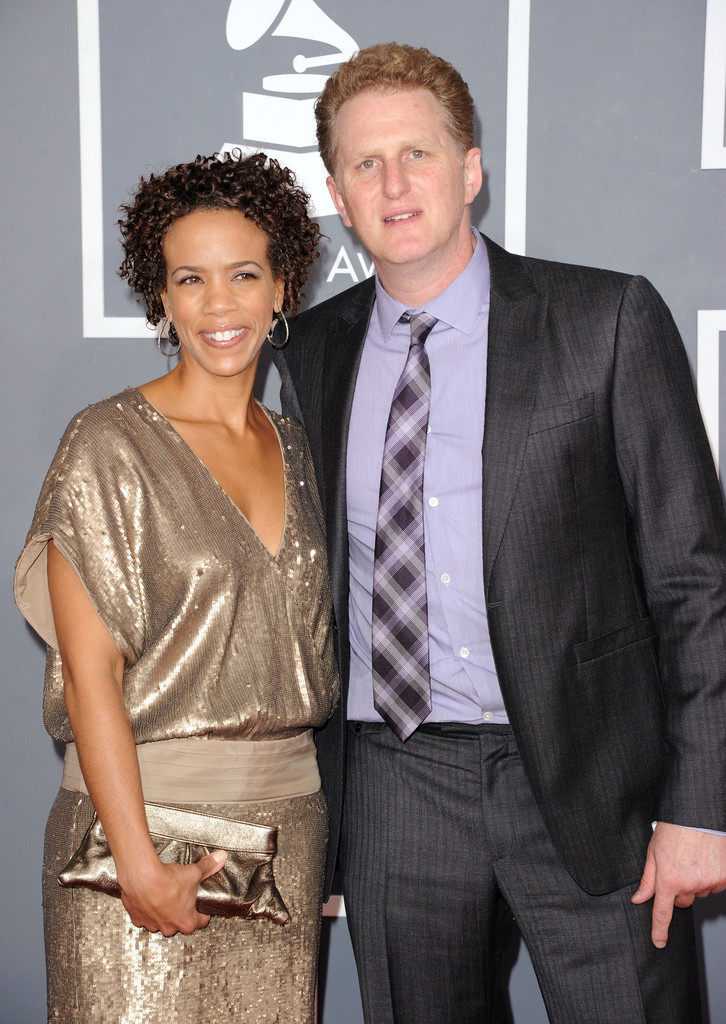 Michael rapaport wedding