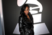 Choreographer LaurieAnn Gibson arrives at the 54th Annual GRAMMY Awards held at Staples Center on February 12, 2012 in Los Angeles, California.