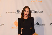 Megan Fox attends the 55th Annual Cinema Audio Society Awards at InterContinental Los Angeles Downtown on February 16, 2019 in Los Angeles, California.