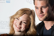 Holliday Grainger and Jeremy Irvine Photos Photo