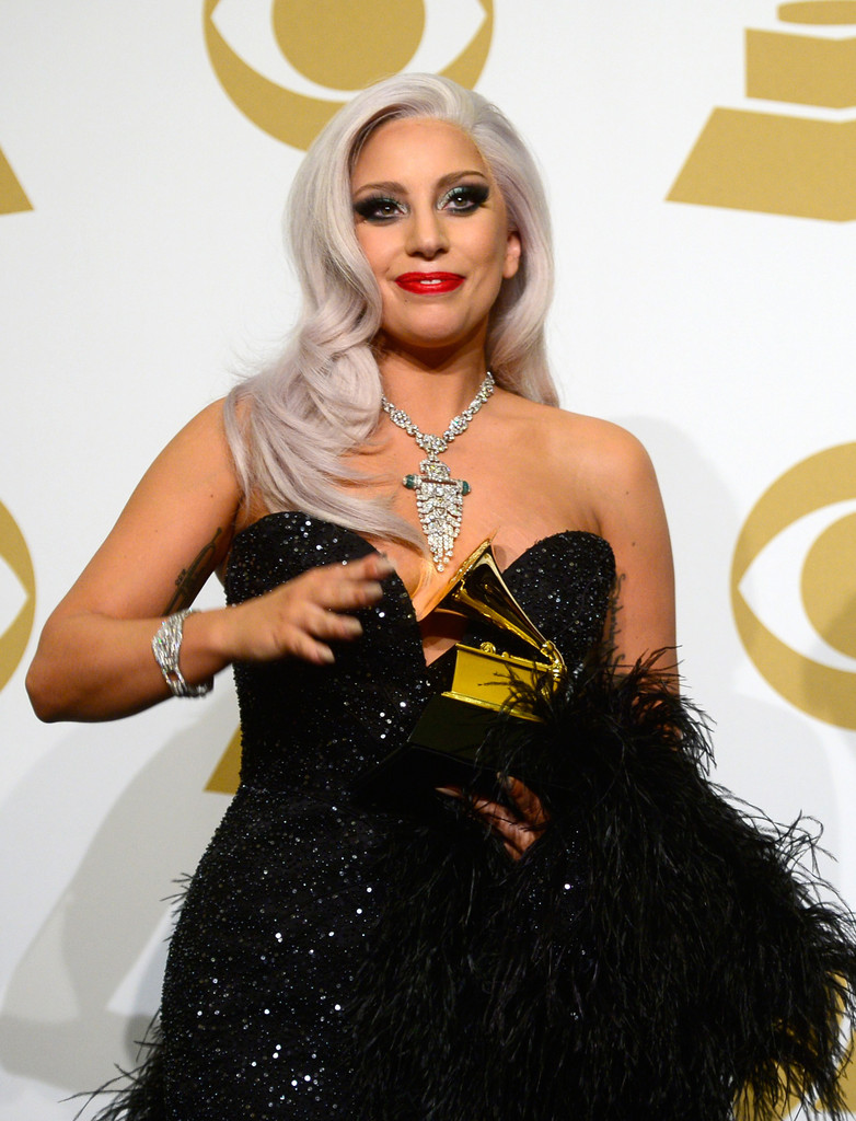 57th+GRAMMY+Awards+Press+Room+_90pW8C0AR