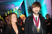 Kelli Cashiola and Dave Haywood attend the 59th Annual BMI Country Awards on November 8, 2011 in Nashville, Tennessee.