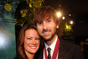 Kelli Cashiola and Dave Haywood attends the 59th Annual BMI Country Awards on November 8, 2011 in Nashville, Tennessee.