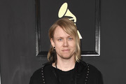 Musician Bryce Soderberg attends The 59th GRAMMY Awards at STAPLES Center on February 12, 2017 in Los Angeles, California.