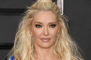 Singer Erika Jayne attends The 59th GRAMMY Awards at STAPLES Center on February 12, 2017 in Los Angeles, California.