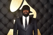 Singer Gregory Porter attends The 59th GRAMMY Awards at STAPLES Center on February 12, 2017 in Los Angeles, California.