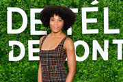 """Kelly McCreary from the TV series """"Grey's Anatomy"""" attends the 59th Monte Carlo TV Festival : Day Three on June 16, 2019 in Monte-Carlo, Monaco."""