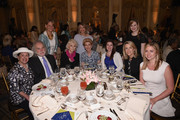Judy Collins, Emily Rafferty, Deborah Norville and guests attend the 5th Annual Elly Awards hosted by the Women's Forum of New York honoring Tina Brown & Emily Rafferty at The Plaza Hotel - 5th Avenue on June 22, 2015 in New York City.