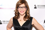 Musician Lisa Loeb attends the Producers and Engineers Wing 11th Annual GRAMMY Week Event Honoring Swizz Beatz And Alicia Keys at The Rainbow Room on January 25, 2018 in New York City.