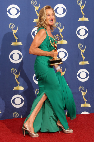 60 year old Jessica Lange, one of the few